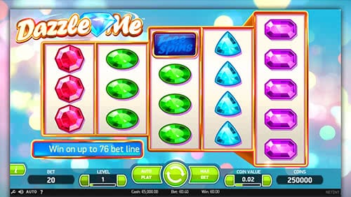 Dazzle Me Slot Review Outlines Bonus Features Cobditions And Gameplay Order.
