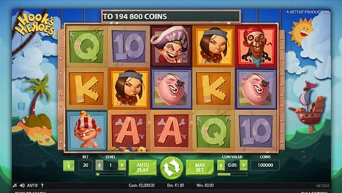 Hook`s Heroes Slot Machine O