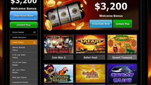 Online pokies Australia - play for real money at Casino.com