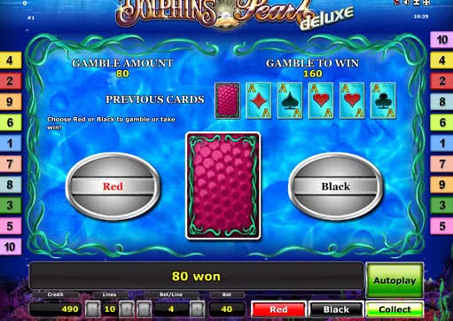 casino roulette online dolphin pearls