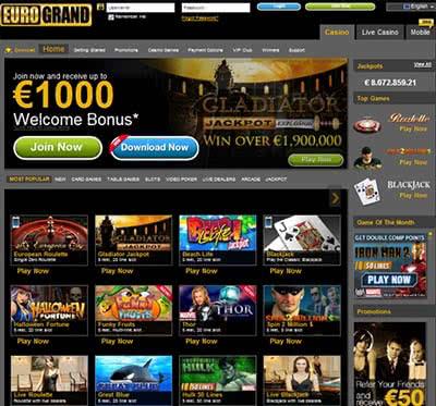 grand casino online casino