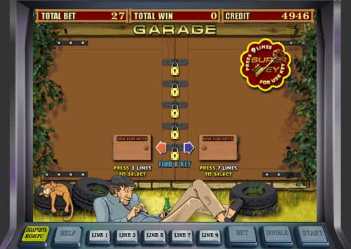 Garage Slots - Play the Free Igrosoft Casino Game Online