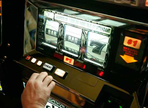Online Slot Machine Cheats