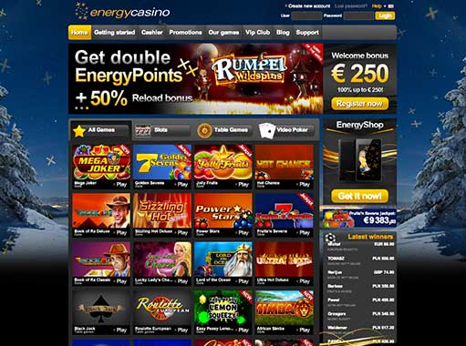 play online casino win real money