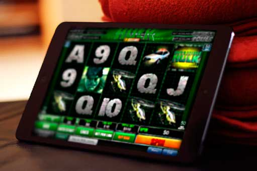 slot games for ipad