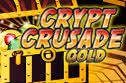 Microgaming game - Crypt Crusade Gold online