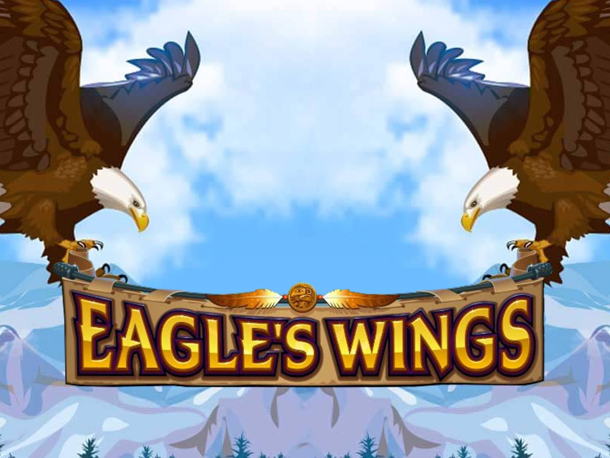 Microgaming Slot Eagles Wings - Play for Free