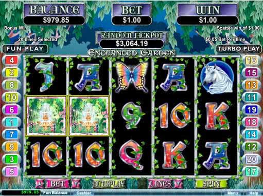 Free Slots Enchanted Garden