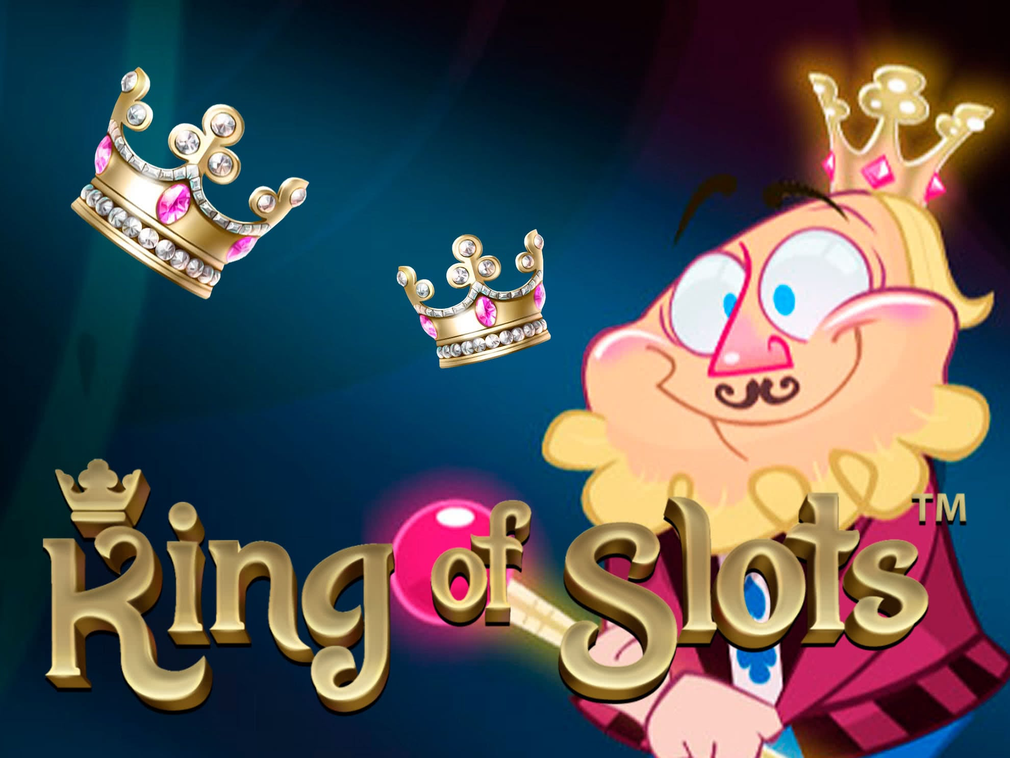 King of Slots Online Game by NetEnt - Play for Free