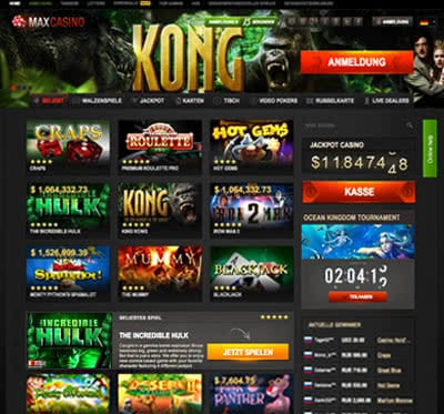 online casino playtech software