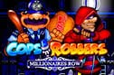 Cops and Robbers slot machine — free play, rules, bonuses