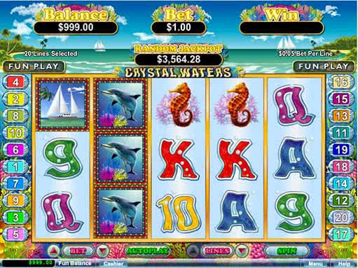 slot machine game online dolphins pearl