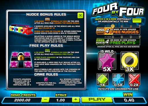 slot games with bonus features