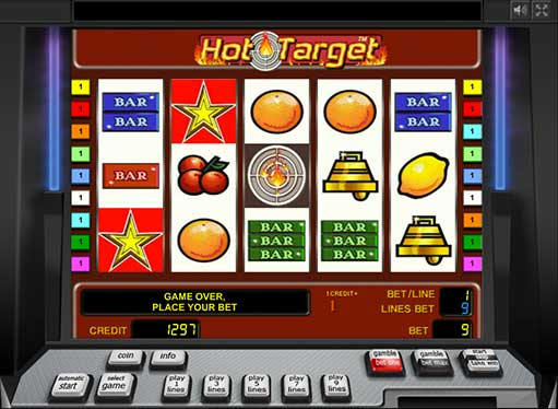 online casino slots sizing hot
