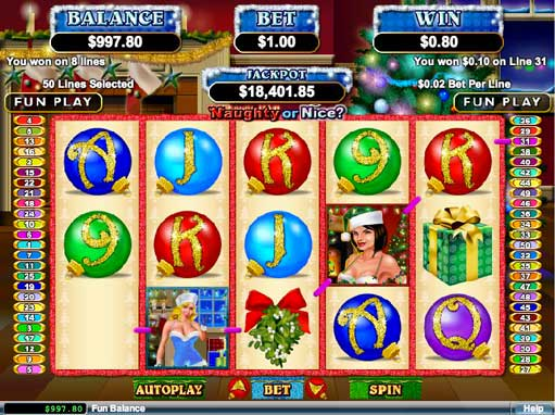 free slot games santa surprise