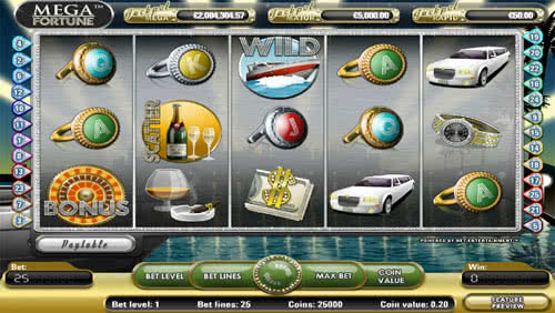 casino royale online mega fortune
