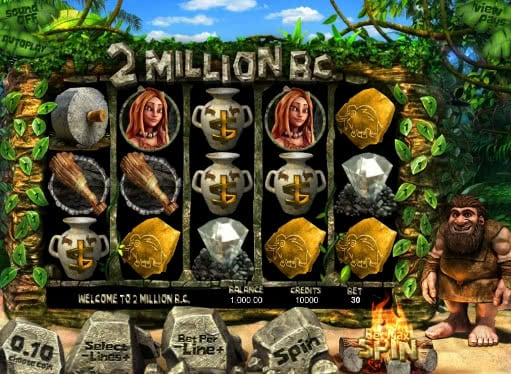 Test 2 Million BC slot online