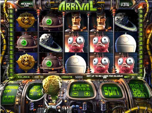 Play Arrival Slot Game Without Deposits