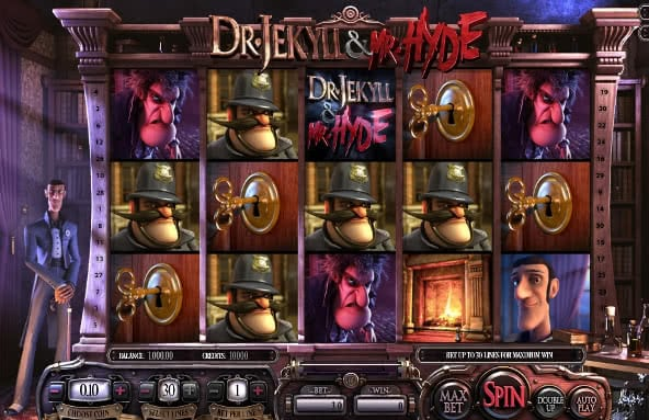 Gamble Dr Jekyll & Mr Hyde slot