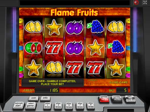 online gambling casino spiele fruits