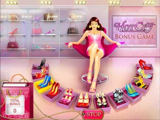 Hot City - gratis glamourøs online slot