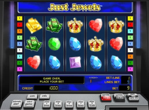 Play Just Jewels | Grosvenor Casinos