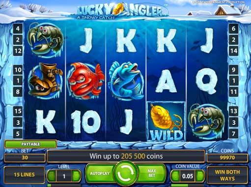 slot machines online angler online