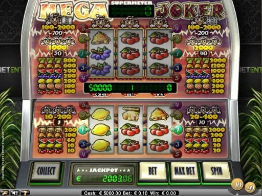 play casino online mega joker