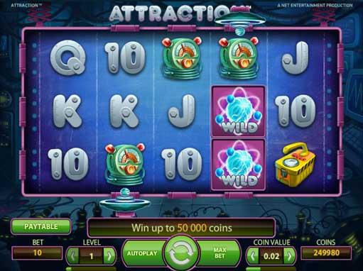 free slot machine without