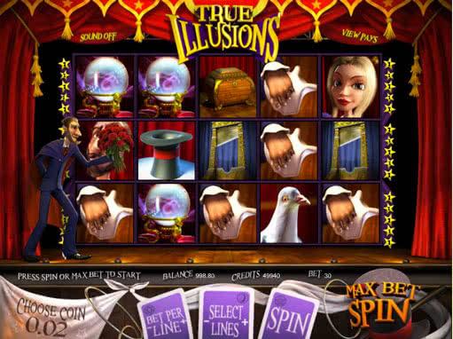 True Illusions Slot Machine Online ᐈ BetSoft™ Casino Slots