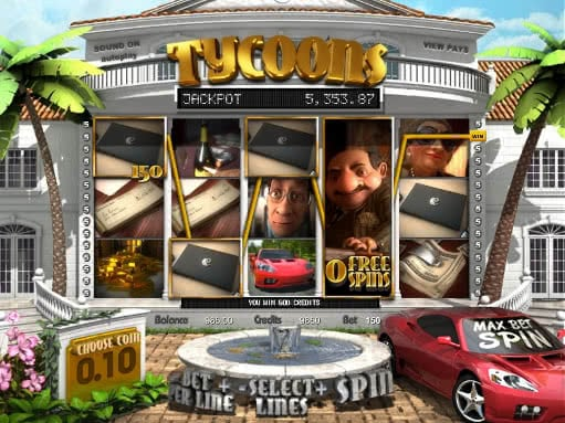 Gamble Tycoons slot games online
