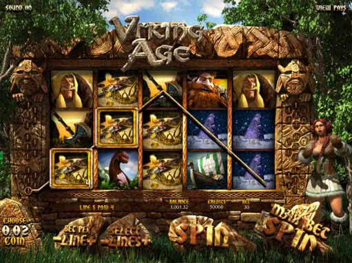 Brave Viking Slot - Win Big Playing Online Casino Games