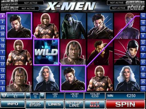 d594809b X-Men slot machine for free
