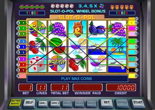 Mega jack slot-o-pol free games casino auszahlung
